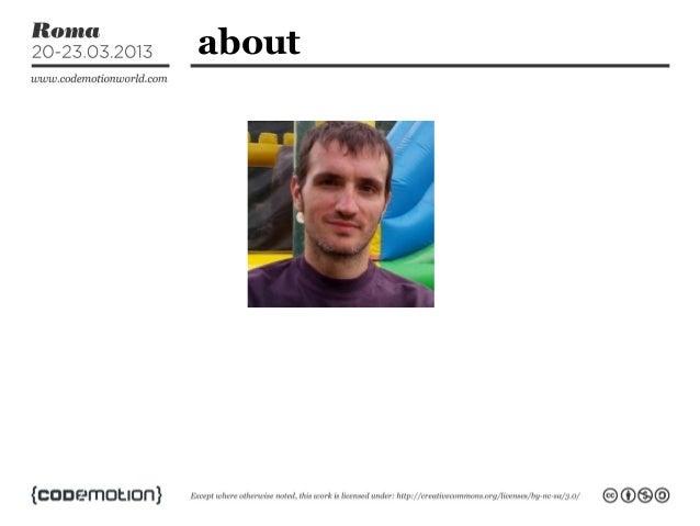 PHP, non lo stesso vecchio linguaggio by Massimiliano Arione Slide 2