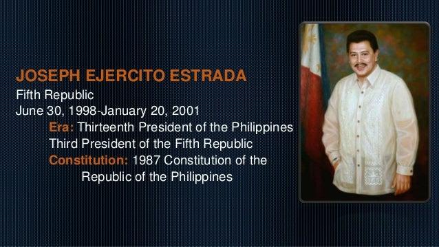 Filipino Presidents – Biographies