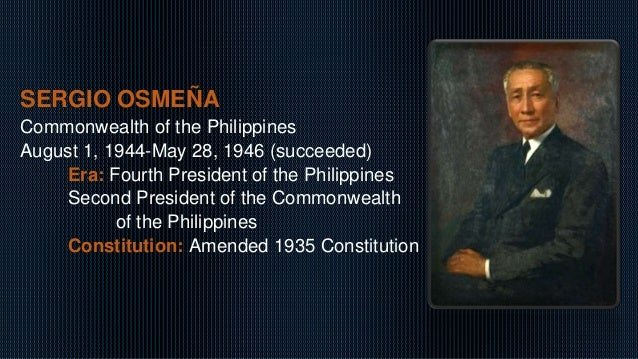 List of Vice Presidents of the Philippines