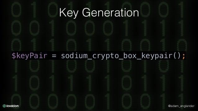 php public private key generator