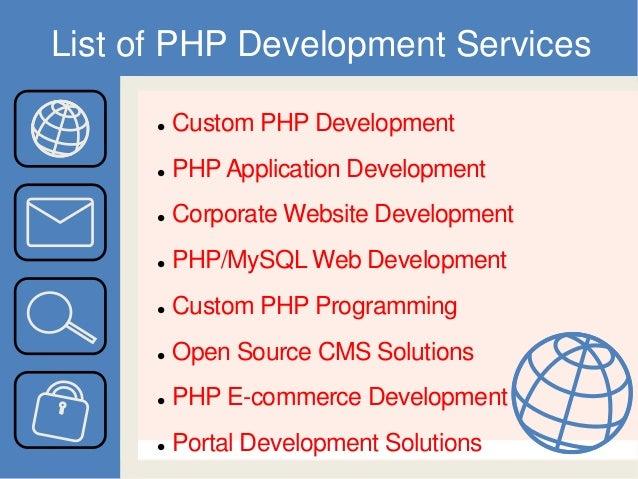 PHP Web Development Company - PHP Web Development Services