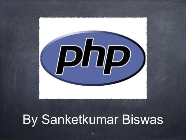 By Sanketkumar Biswas          1