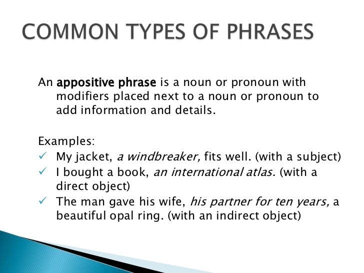 phrases and clauses In english grammar, an infinitive clause is a clause whose verb is in the infinitive form learn more with these examples and observations.