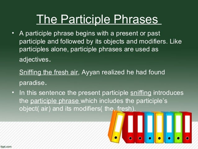 Gerunds and participles youtube.