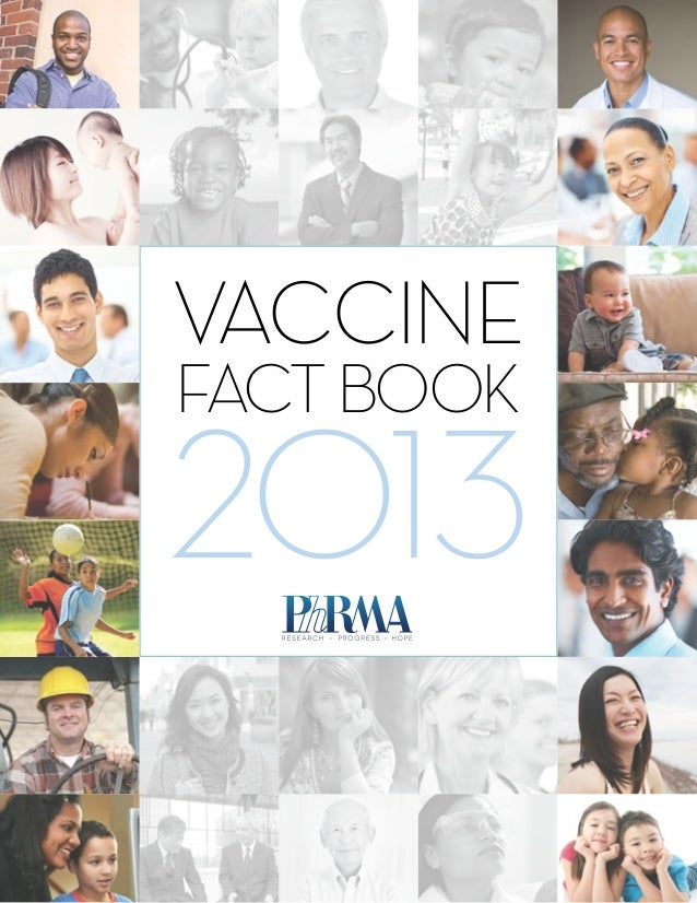 vaccine fact book 2013