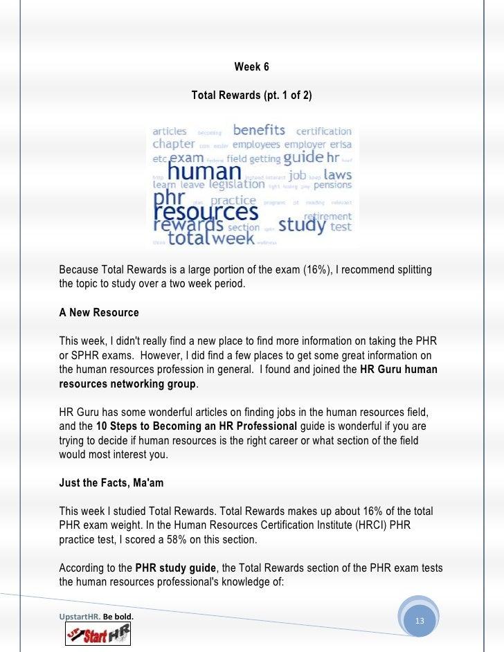 Phr Study Series V20