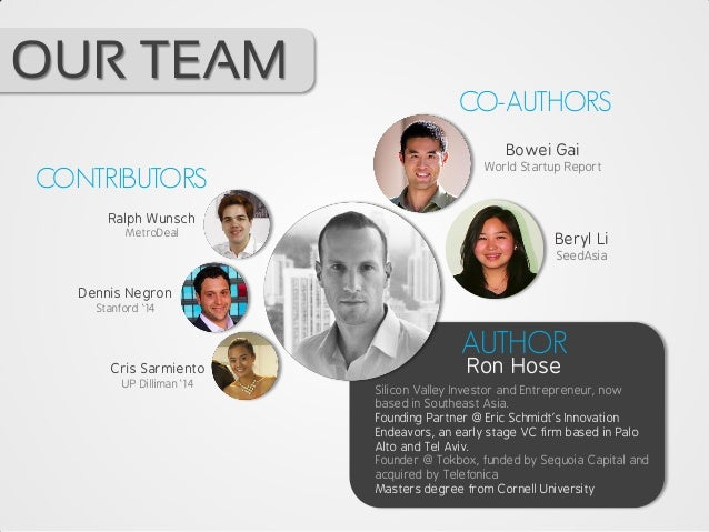 Philippines Startup Report - 2013 Slide 3