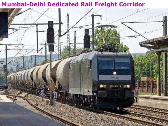 Mumbai-Delhi Dedicated Rail Freight Corridor