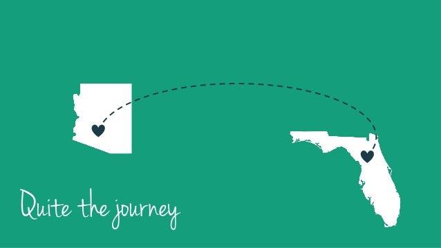 Quite the journey
