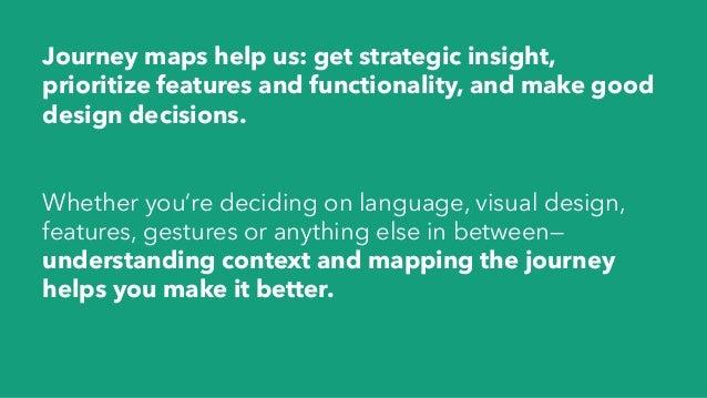 Digital Summit Charlotte: Journey Mapping for Damn Good Digital Design