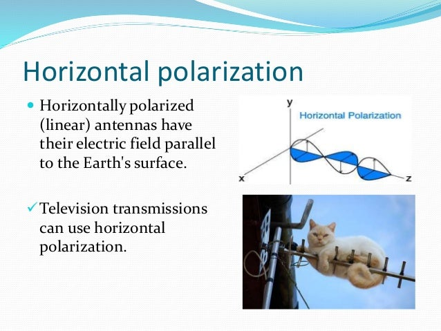 4196beb563d Horizontal polarization ...