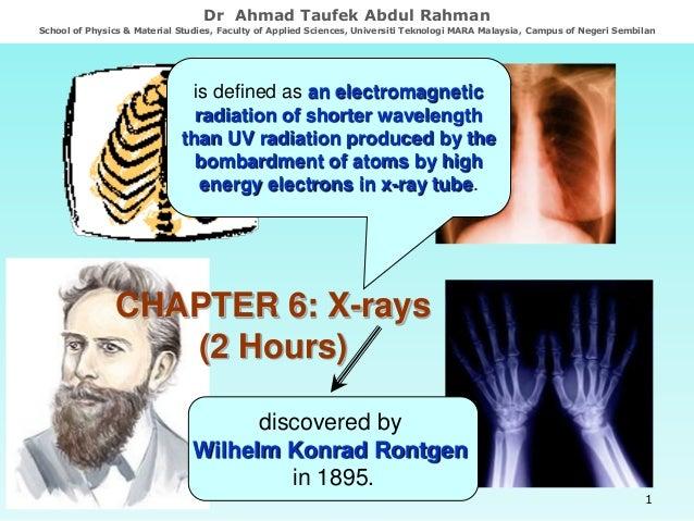 Dr Ahmad Taufek Abdul Rahman School of Physics & Material Studies, Faculty of Applied Sciences, Universiti Teknologi MARA ...
