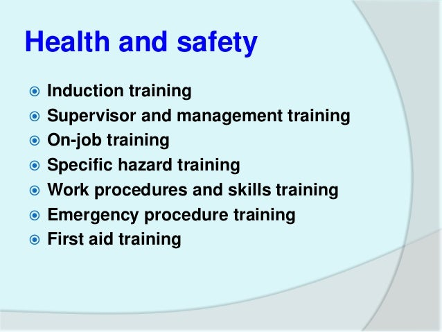 occupational safety and health and manual Center for veterinary medicine program policy and procedures manual  guide 12401500  occupational safety and health occupational safety and health and.