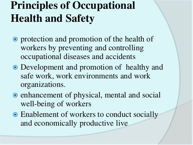 thesis on occupational safety and health management The msc in occupational safety and health at european university cyprus provides an understanding of the safety and risk management.