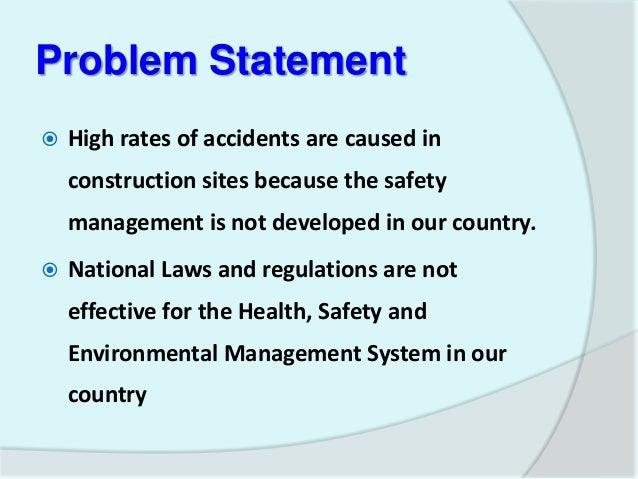 occupational health and safety management system development The ilo guidelines on occupational safety and health management systems provide  the guidelines have been developed according to internationally agreed.