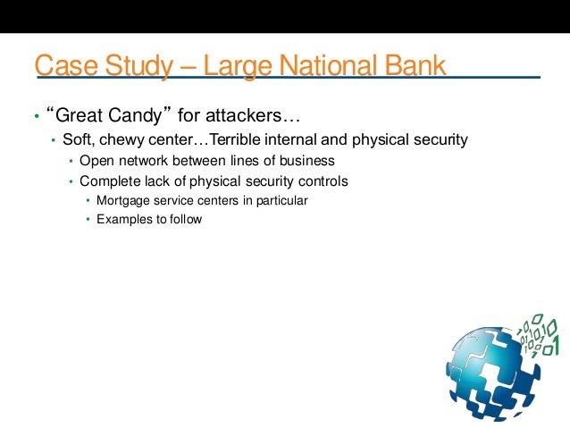 Case studies for teaching physical security and security ...