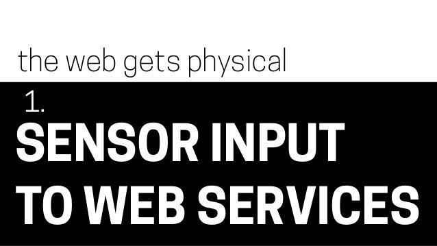 WEB ≠ BROWSER