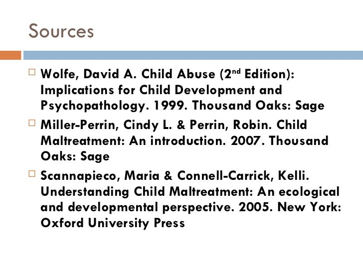 four theoretical models of child abuse (ie level i) theory of child molestation, finkelhor's precondition model this groundbreaking model was the first multi-factorial explanation developed to account for child sexual abuse and.