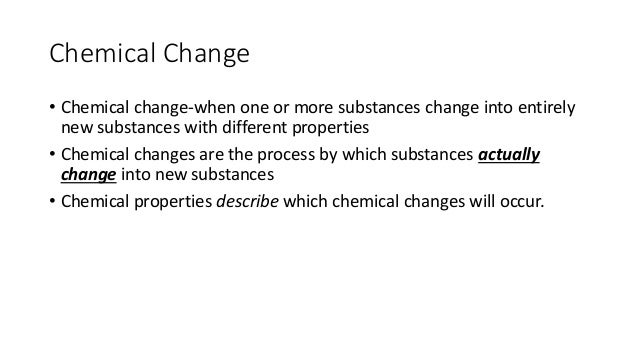how to tell the difference between physical and chemical properties