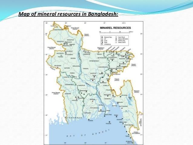 Physical and natural resources of bangladesh