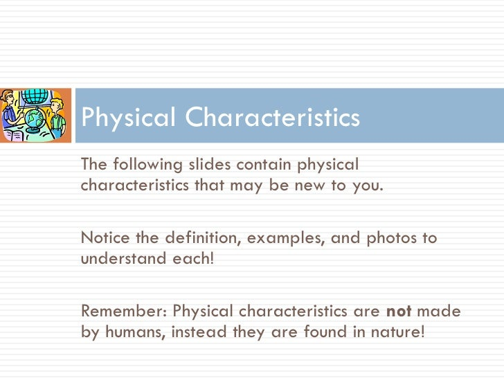 Physical Characteristics Of The United States Power Point - 8 physical features of the united states
