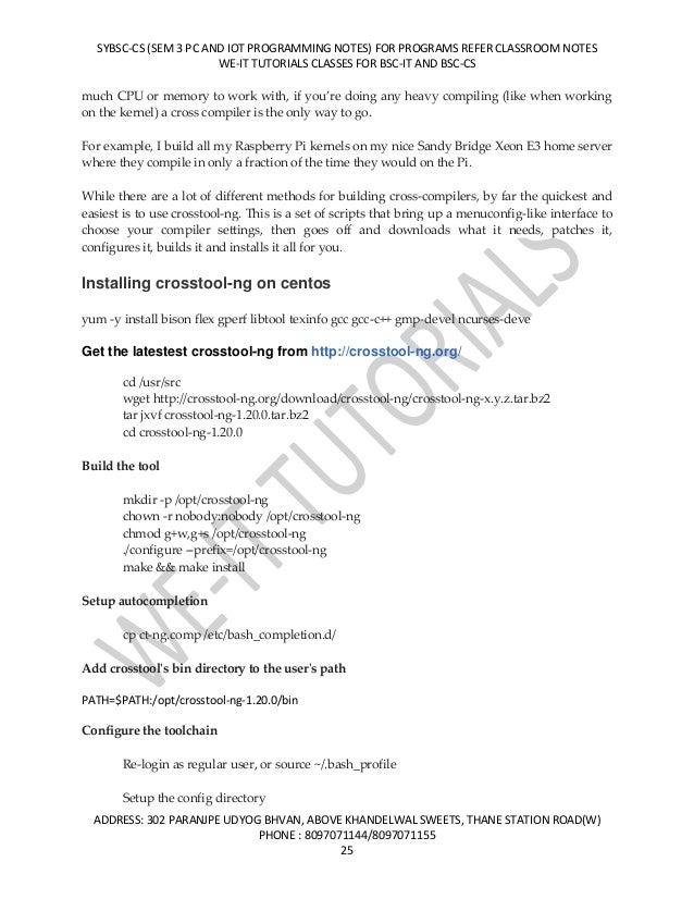 BSc (IT) & BSc (Comp Science) - University of Mumbai