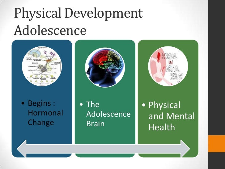 physical changes in adolescence essay Physical changes in puberty: girls and boys by raising children network, with the centre for adolescent health puberty is a time of big changes inside and outside your child's body.