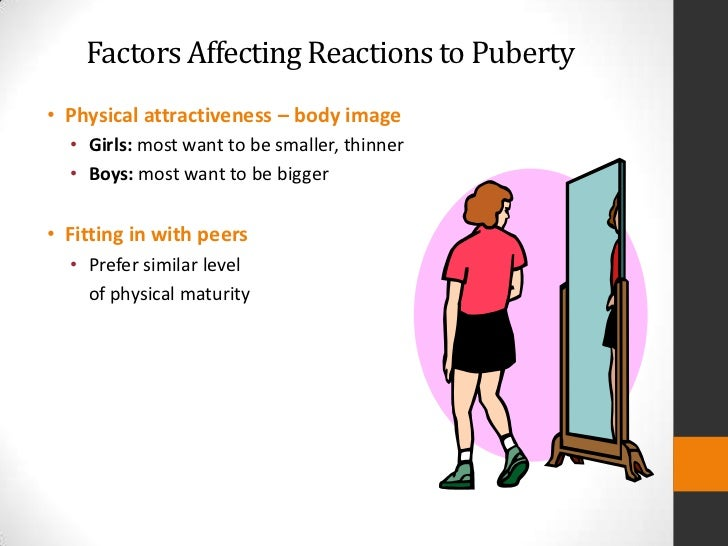what factors affect physical development in adolescence