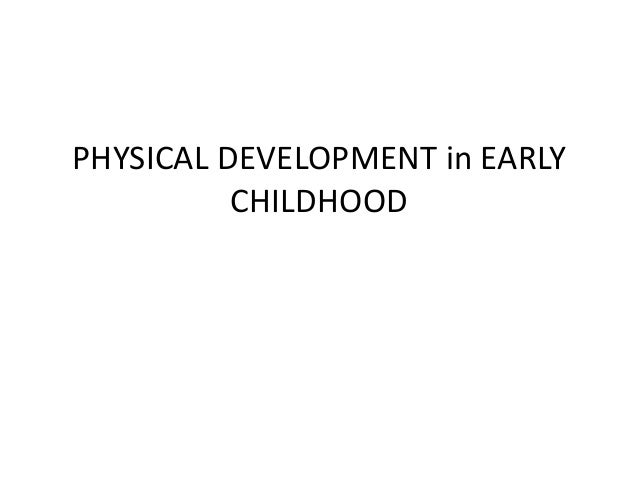 language and motor development in early childhood essay homework help