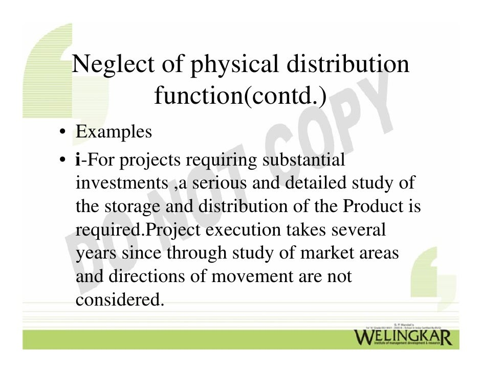 function of physical distribution management and Get this from a library management of the physical-distribution function guides for reducing industry's third-largest cost [american management association.
