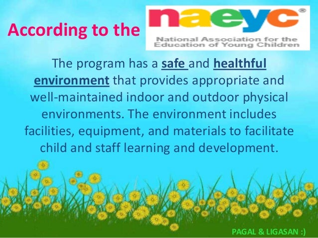 the physical environment Play and the learning 10 environment chapter this chapter will help you answer these important questions: why is the physical environment important for learning and play.