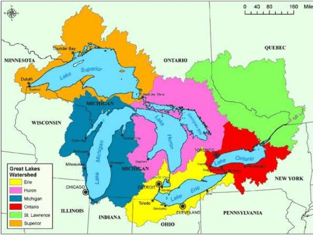 Canada\'s Physical Features