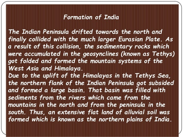 MAJOR PHYSIOGRAPHIC DIVISIONS: The landmass of India can be divided into following major physiographic divisions: a)The Hi...