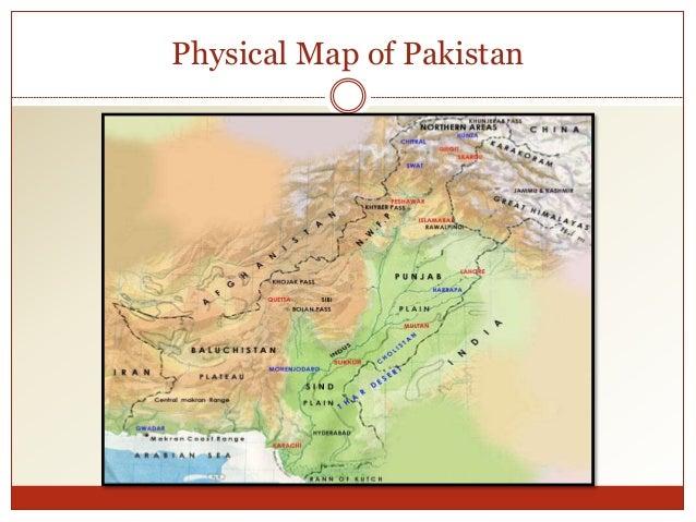 Physical features of pakistan altavistaventures Gallery