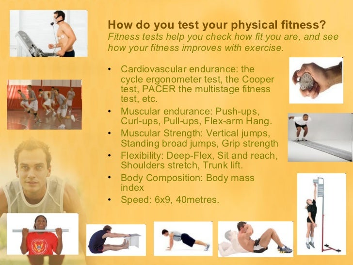 physical fitness test With this calculator you can calculate your army physical fitness test (apft)  score based on the us army pft standards enter your age, and results in the.