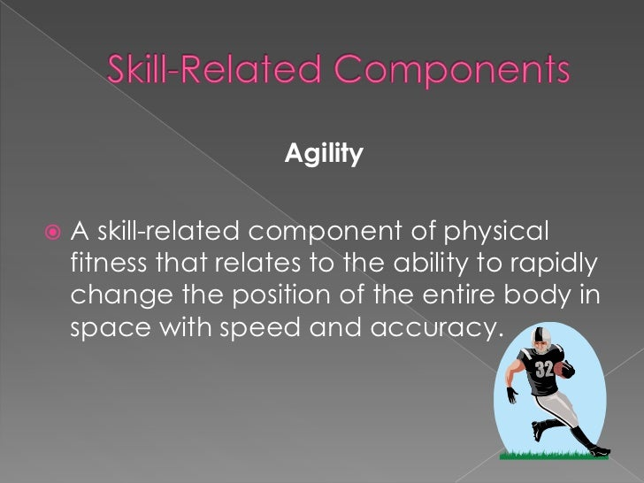 definition of agility in physical education