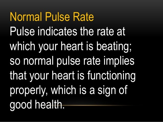 These abnormalities of heart rate sometimes, but not always, indicate disease.