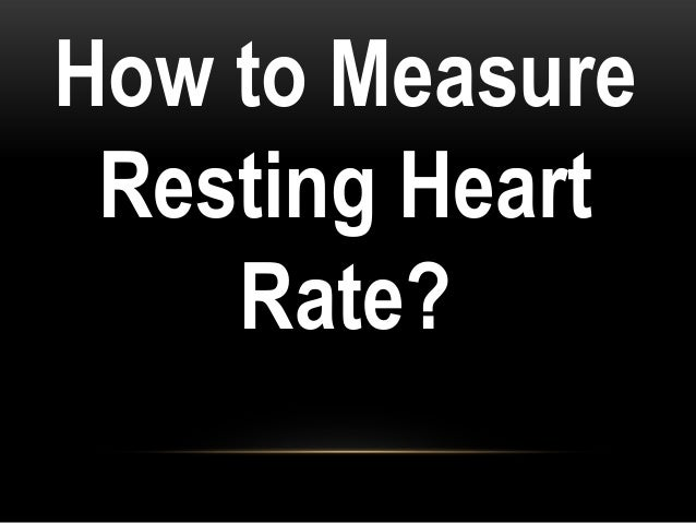 Recovery Heart Rate - is the change in your heart rate after you stop working out.