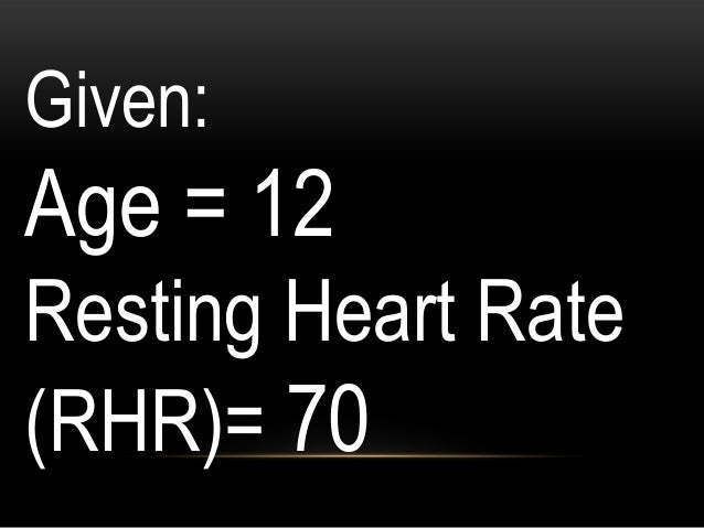 INTENSITY How hard do I exercise? Score No change in my pulse from resting level 0 Little change in my pulse 1 Slight chan...