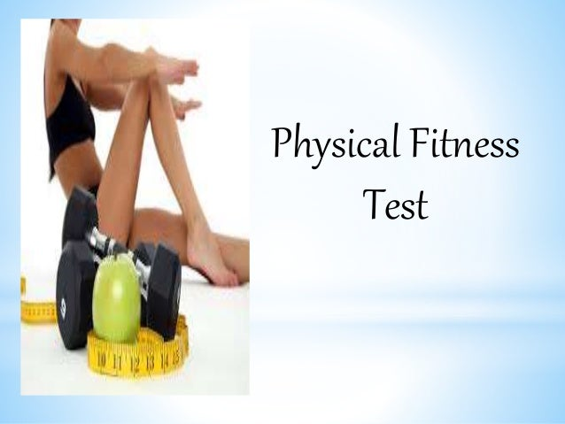 Physical Fitness Testing (PFT)