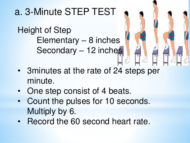 how to prepare for physical fitness test