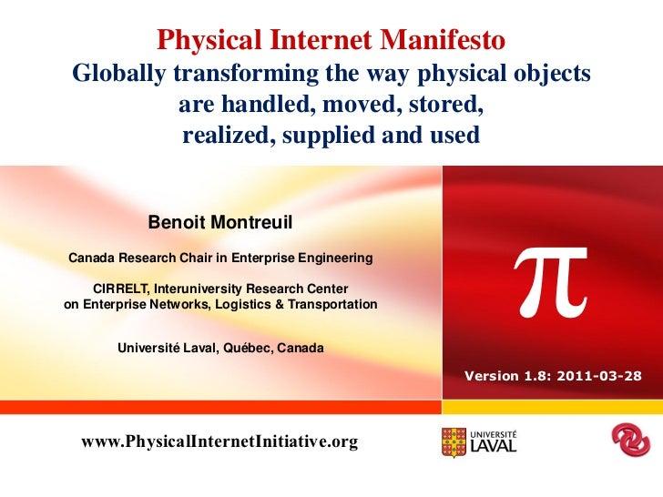 Physical internet manifesto 1.8.2 2011 03-28-english bm