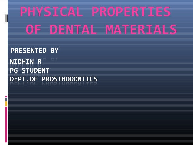 Most Downloaded Dental Materials Articles - Elsevier