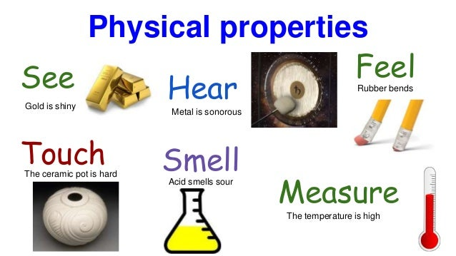 Melody Tuition Slides: Physical properties of matter ...
