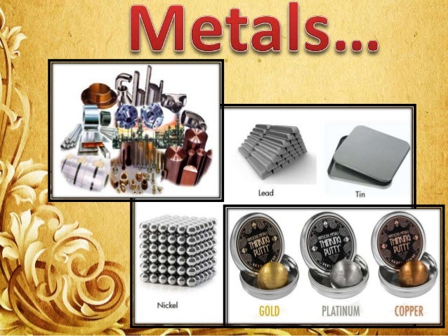 Physical Properties Of Metals And Non Metals on Sulfur Periodic Table