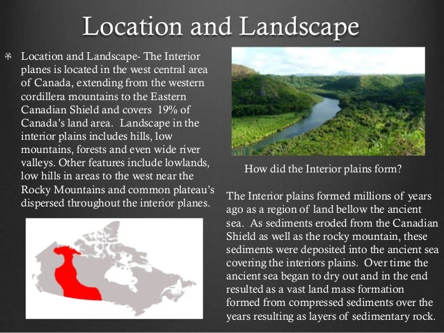 a description of the six physical regions of canada Natural resource regions can be a topic of physical geography or environmental a coal region, for example, is a physical or geomorphological consists of six xs.