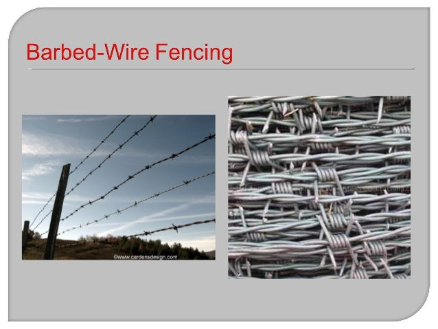 1. Top guard is the overhang of barbed wire or tape along the top of the fence, facing outward and upward at approx a 45 d...
