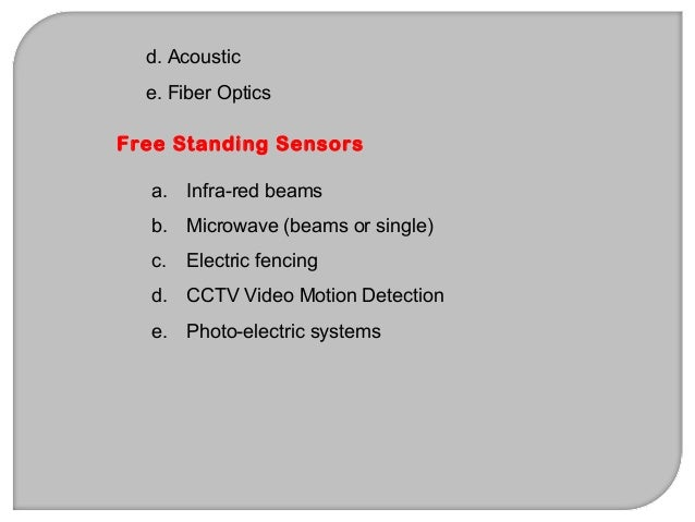 c. Central Station System- Transmit alarms to a central station outside the installation from which appropriate action is ...