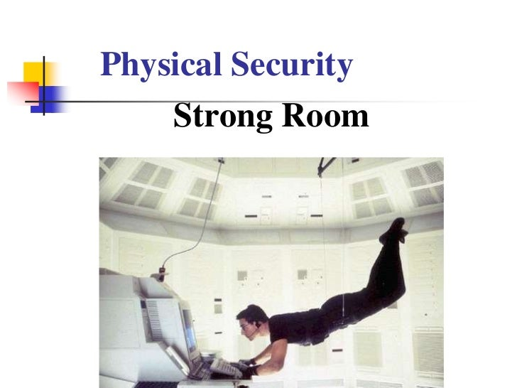 IQ Level 5 Physical Security Professional