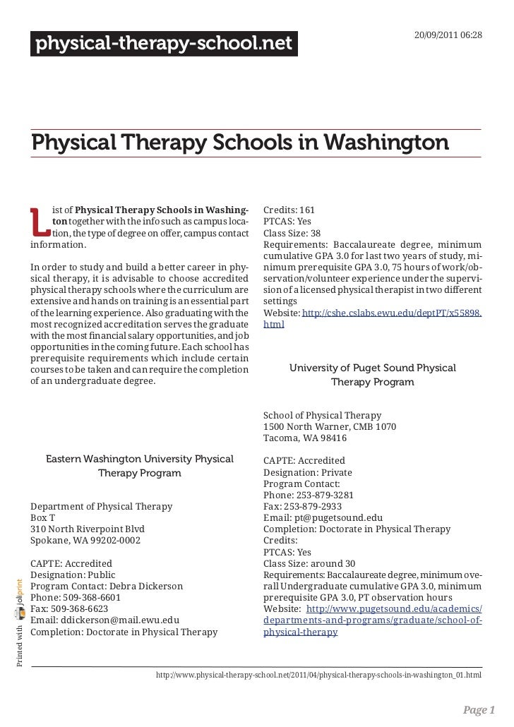 20/09/2011 06:28                 physical-therapy-school.net                Physical Therapy Schools in Washington        ...